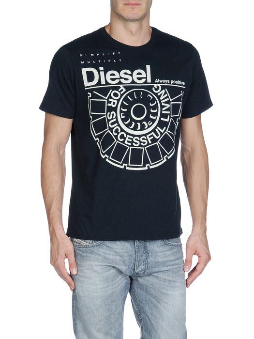 DIESEL T-BALLOCK-R Short sleeves U e