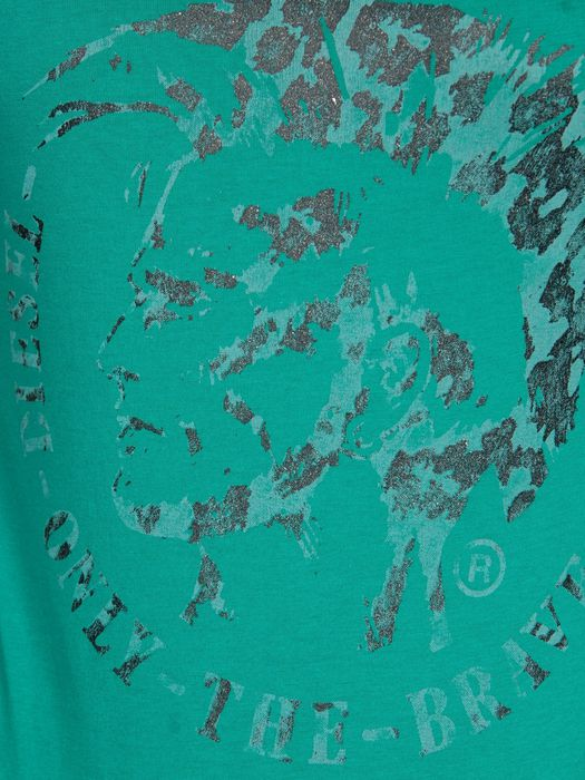 DIESEL T-MANGA-S T-Shirt D d