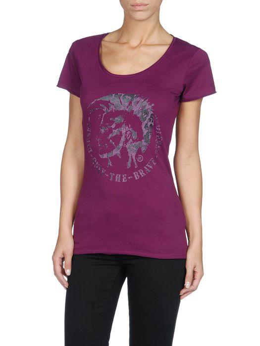 DIESEL T-MANGA-S T-Shirt D f