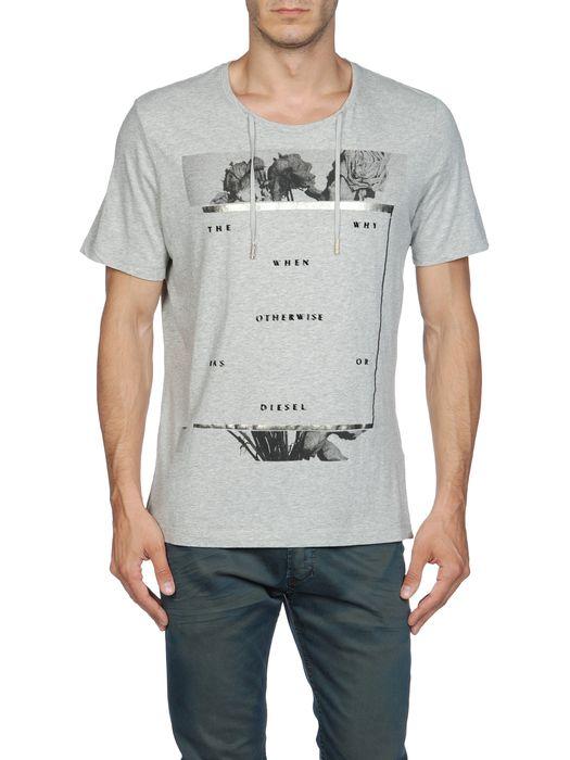 DIESEL T-FLAMPERGA Short sleeves U e