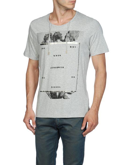 DIESEL T-FLAMPERGA Short sleeves U f