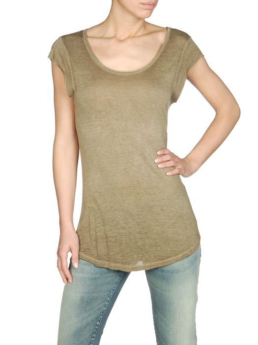 DIESEL T-DAPH Short sleeves D f
