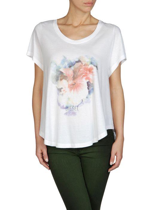 DIESEL T-DIMITRA-F Short sleeves D e