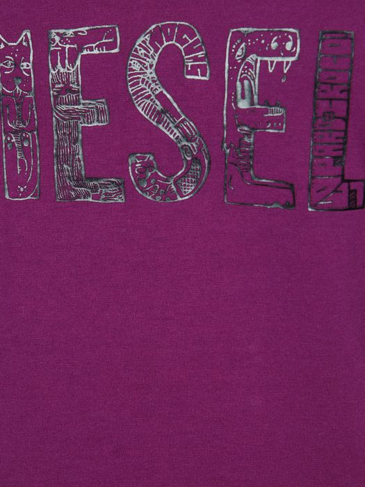 DIESEL T-PORTULA-P Camiseta D d