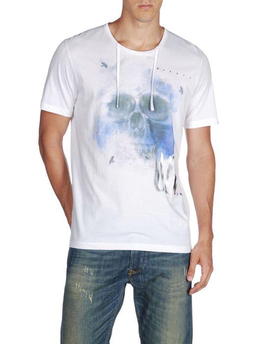 DIESEL T-NAHAR Short sleeves U f