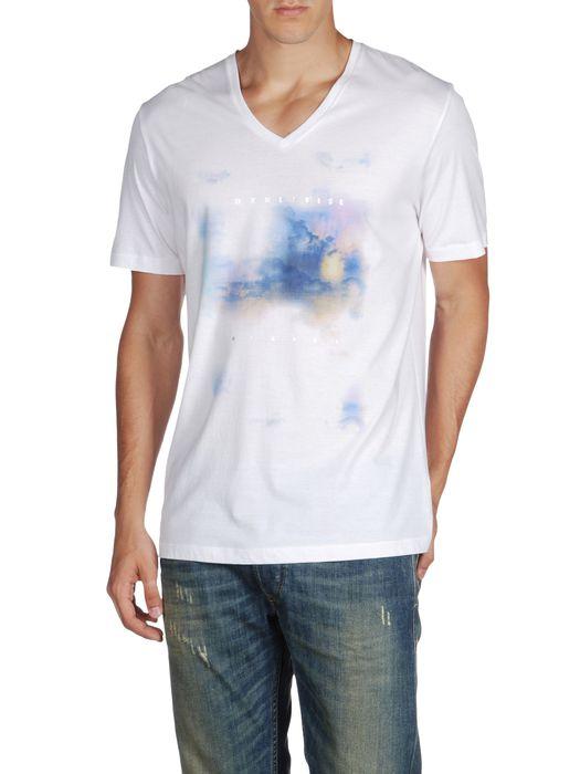 DIESEL T-KUSARI Short sleeves U e