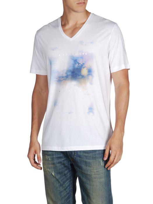 DIESEL T-KUSARI Short sleeves U f