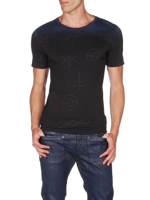 DIESEL ED-T-RASHID T-Shirt U f