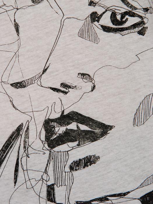 DIESEL T-DIMITRA-G Manga corta D d