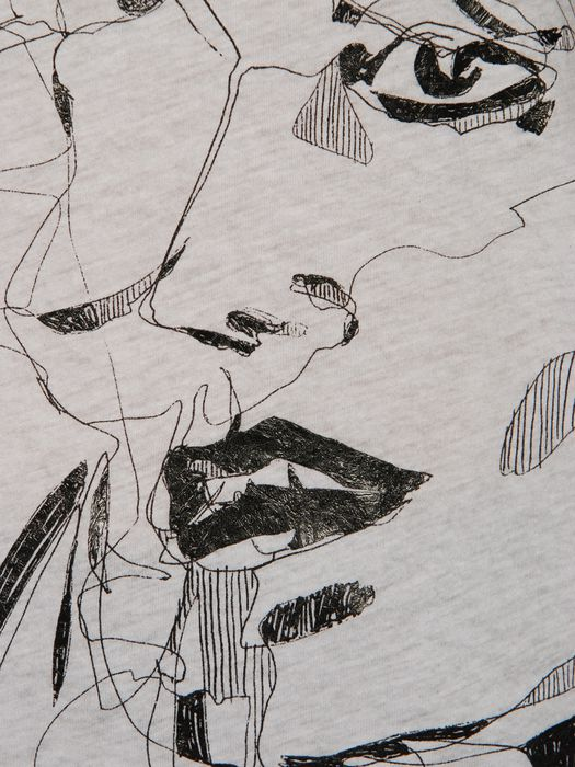 DIESEL T-DIMITRA-G Short sleeves D d