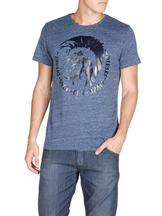 DIESEL T-SNAPS-RS Short sleeves U f