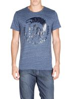 DIESEL T-SNAPS-RS Short sleeves U e