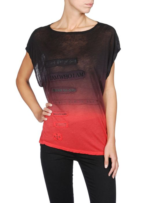 DIESEL T-SUM-A T-Shirt D f