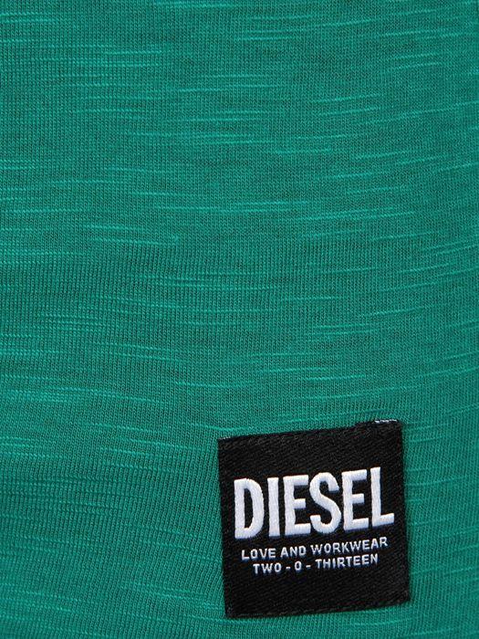 DIESEL T-ELECTRE-D T-Shirt D d