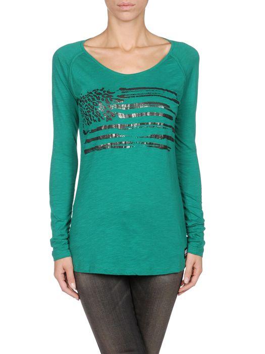 DIESEL T-ELECTRE-D T-Shirt D e