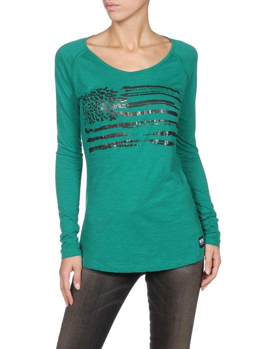 DIESEL T-ELECTRE-D T-Shirt D f