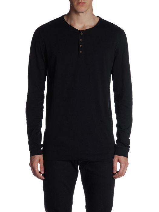 DIESEL BLACK GOLD TEMES-REY Long sleeves U e