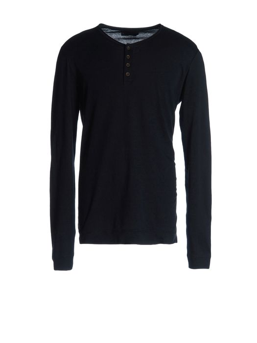 DIESEL BLACK GOLD TEMES-REY Long sleeves U f