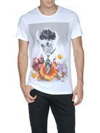 DIESEL T-HANDSKULL T-Shirt U f