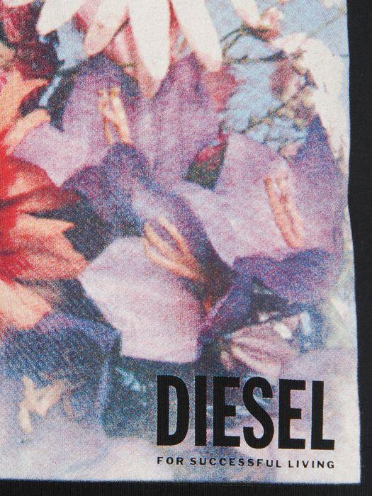 DIESEL T-HANDSKULL Camiseta U d