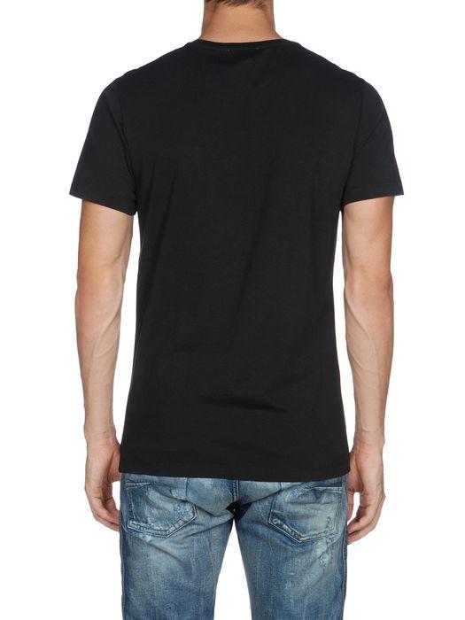DIESEL T-HANDSKULL Camiseta U r
