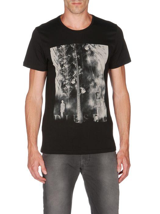 DIESEL T-NIGHTMARE Camiseta U e