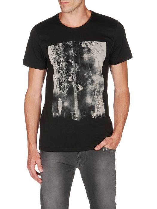 DIESEL T-NIGHTMARE T-Shirt U f