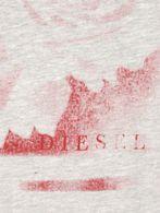 DIESEL T-SKULLROSES T-Shirt U d