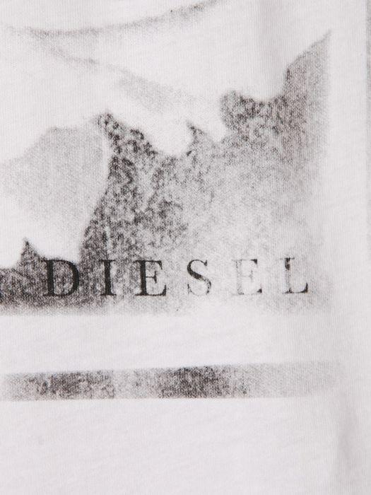 DIESEL T-SKULLROSES Camiseta U d