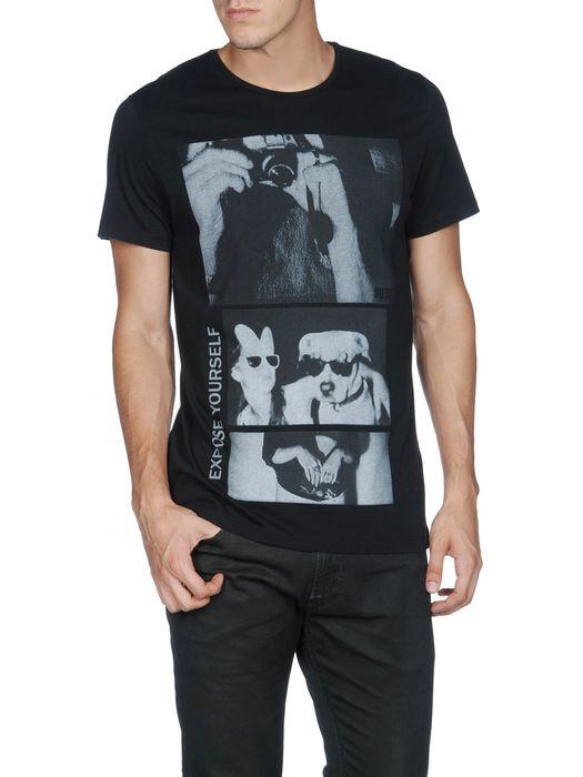 DIESEL T-PHOTOANIMAL Camiseta U f