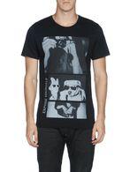 DIESEL T-PHOTOANIMAL T-Shirt U e