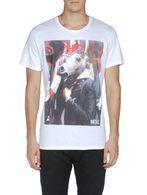 DIESEL T-PERFETTOHORSE Camiseta U e