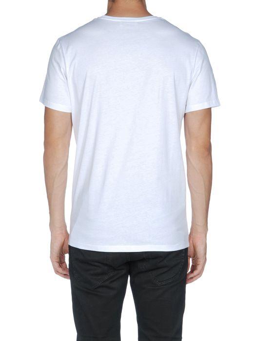 DIESEL T-PERFETTOHORSE Camiseta U r