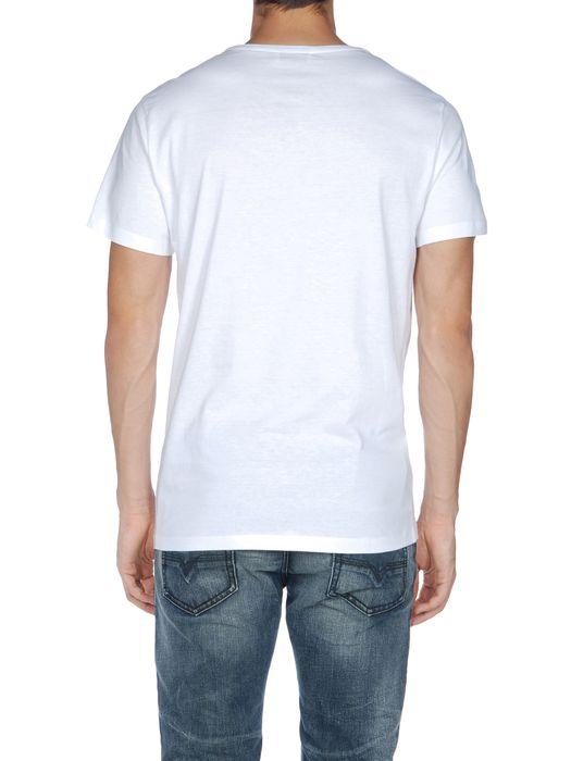 DIESEL T-FLOWERSHAND T-Shirt U r