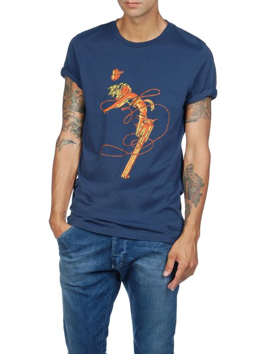 55DSL TOMBER T-Shirt U f