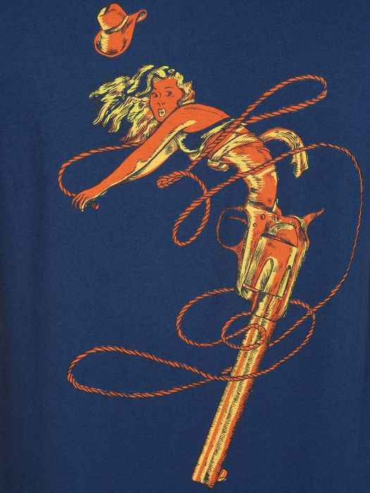 55DSL TOMBER T-Shirt U d
