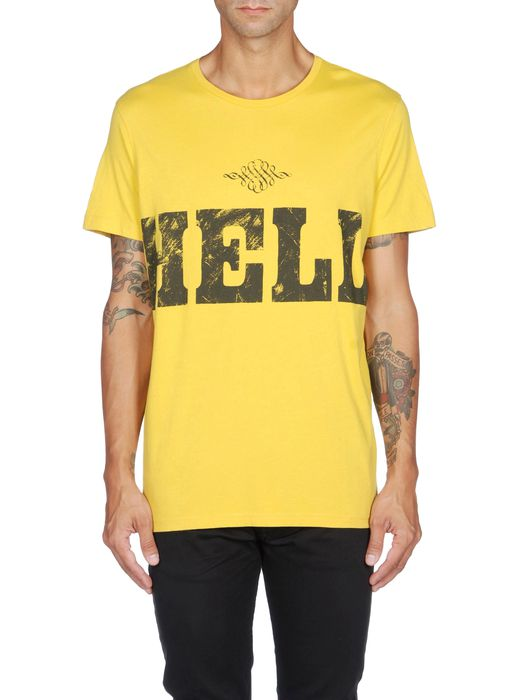 55DSL THE HELL Camiseta U e