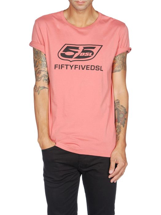55DSL THENEWLOGO T-Shirt U f