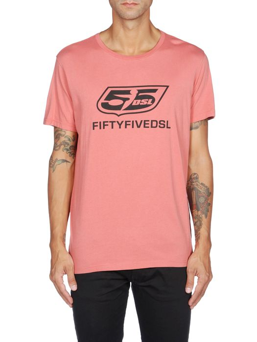 55DSL THENEWLOGO T-Shirt U e