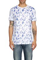 55DSL ITALY TEXAS BIRDS Short sleeves U e
