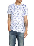 55DSL ITALY TEXAS BIRDS Short sleeves U f