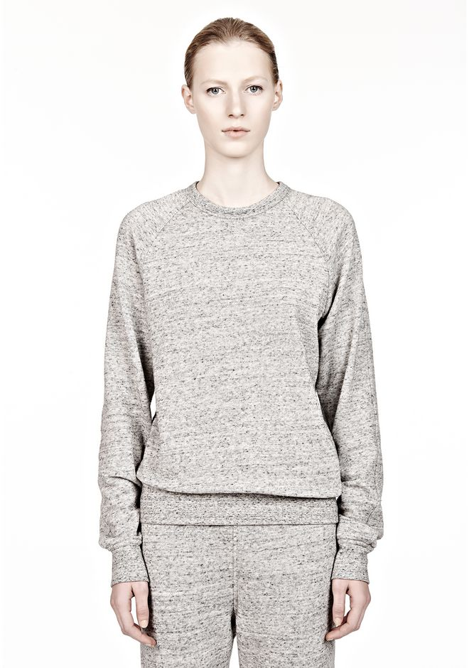 T by ALEXANDER WANG CREWNECK SWEATSHIRT SWEATER Adult 12_n_e