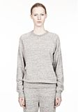 T by ALEXANDER WANG CREWNECK SWEATSHIRT SWEATER Adult 8_n_e
