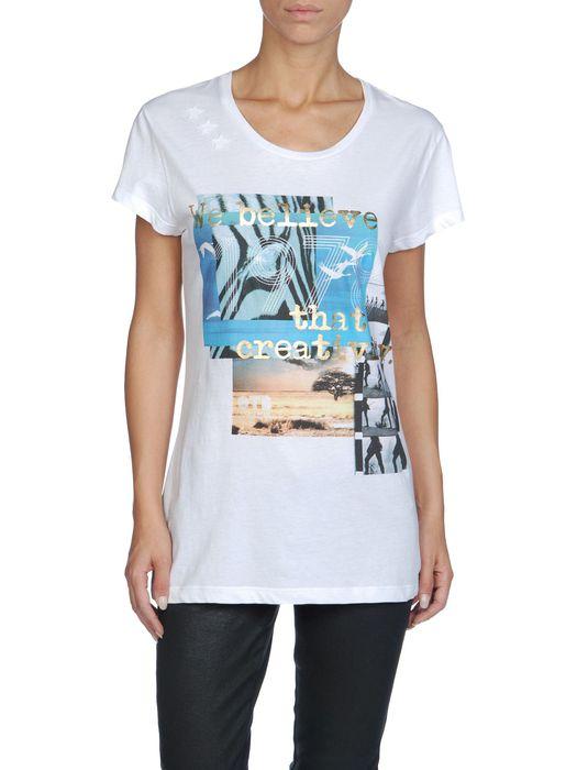 DIESEL T-OTB-FL-3 T-Shirt D e