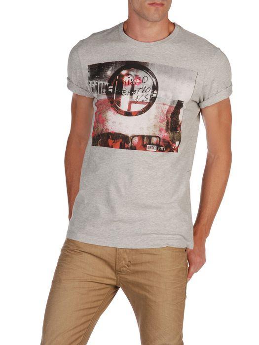 DIESEL T9-MIRROR T-Shirt U f