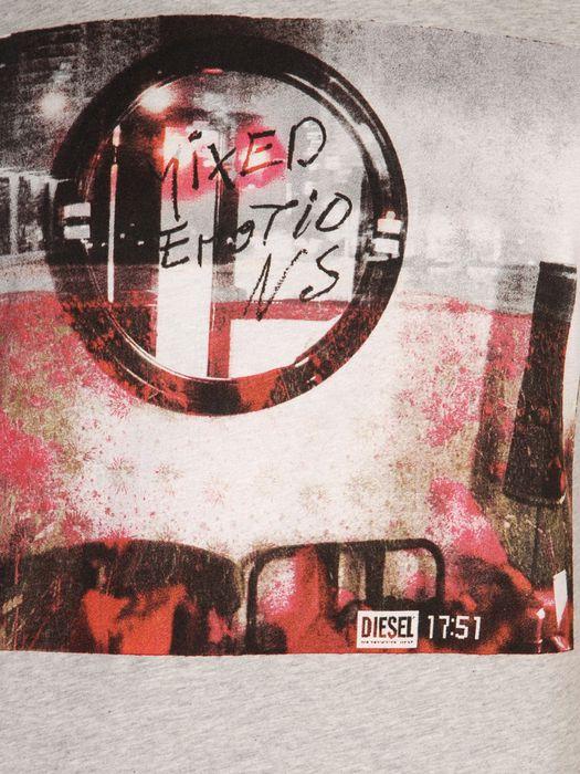 DIESEL T9-MIRROR T-Shirt U d