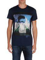 DIESEL T9-MANFACE Camiseta U e