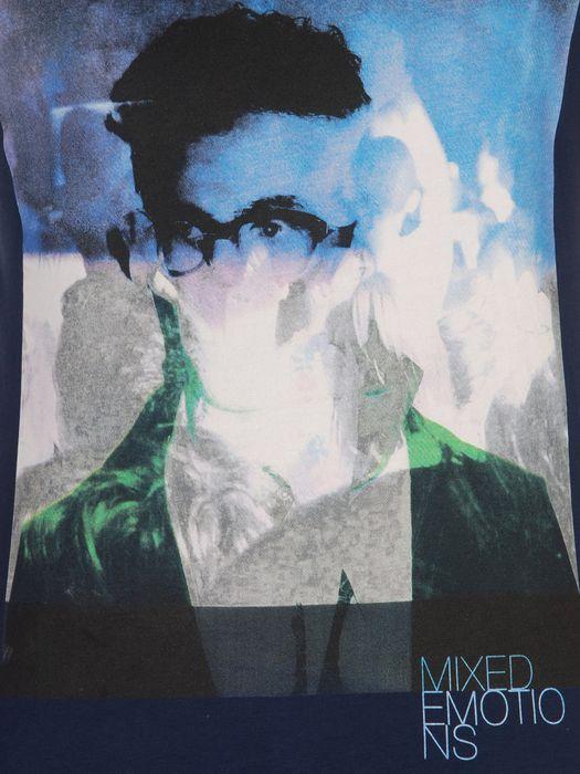 DIESEL T9-MANFACE T-Shirt U d