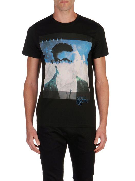DIESEL T9-MANFACE T-Shirt U e