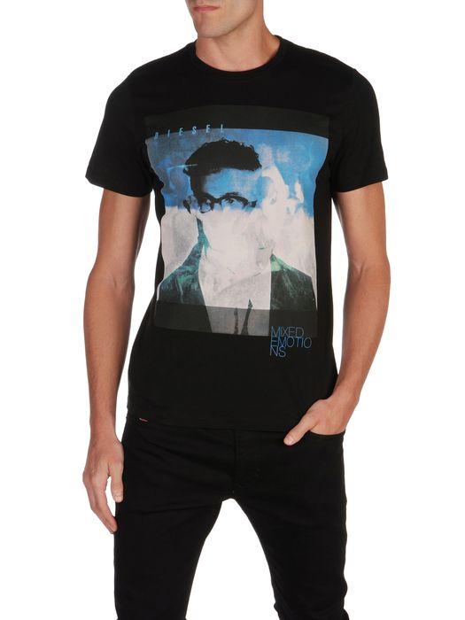 DIESEL T9-MANFACE T-Shirt U f